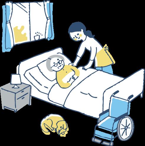 特定施設入居者生活介護(介護付き有料老人ホーム)